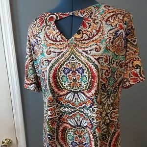 ALLISON TAYLOR BLOUSE